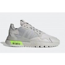 Adidas Nite Jogger CORDURA Gris One/Gris Two/Signal Vert FV3619