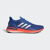 Adidas Ultraboost Pb Chaussures Glory Bleu/Blanche/Solar Rouge EF0893