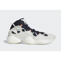 adidas Crazy BYW 3 III Blanche Legend Ink Coral EE7961