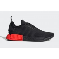 adidas NMD R1 Noir Solar Rouge EE5107