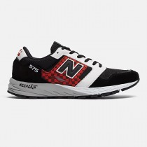 Homme New Balance MTL575 Made in UK MTL575HJ Noir avec Blanche & Rouge