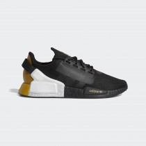 Adidas NMD_R1 V2 Chaussures Core Noir/Core Noir/Or Metallic FY1141