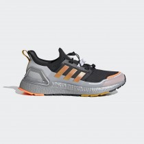 Adidas UltraBoost WINTER.RDY Chaussures Core Noir/Signal Orange/Legacy Or FV8363