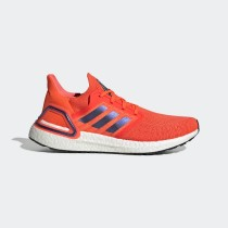 Adidas Ultraboost 20 Chaussures - Orange , Bleu - FV8449