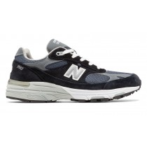 New Balance Made in US 993 WR993NV Natural Indigo Avec Gris