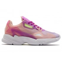 "adidas Falcon ""Sunset"" Bliss Pourpre/Shock Pourpre/Haze Corail FW2486"