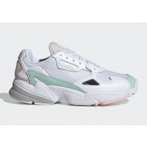 "adidas Falcon W ""Clear Mint"" Blanche/Clear Mint/Icey Rose FX7195"