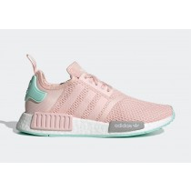 adidas NMD R1 Icey Rose/Gris Two/Clear Mint FX7198