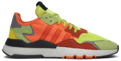 adidas Nite Jogger 'Orange & Jaune' - Size? Exclusive | EE8983