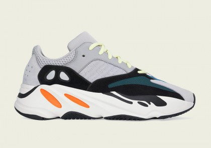 Adidas Yeezy Boost 700 Wave Runner Solid Gris - B75571