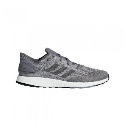"""Adidas Pure Boost DPR """"Gris"""" Homme Baskets"""