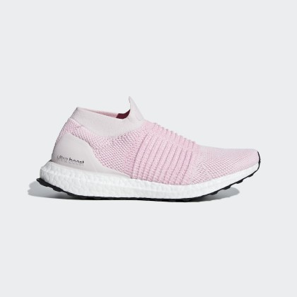 Femme UltraBoost Laceless 'Orchid Tint' - Adidas - B75856
