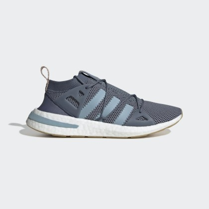 Arkyn Chaussures Raw Steel/Ash Gris/Blanche CG6225