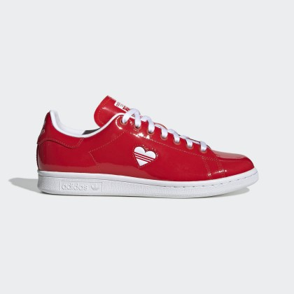 Stan Smith Chaussures Active Rouge/Blanche/Active Rouge G28136