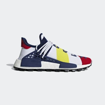 Adidas NMD Hu Pharrell x Billionaire Boys Club Multicolore - BB9544