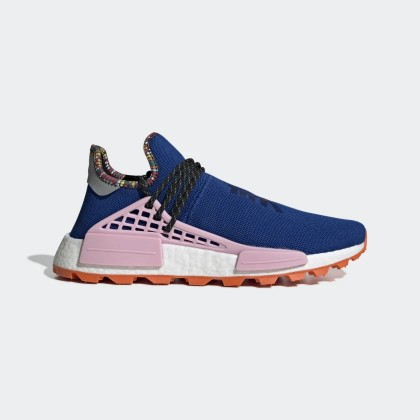 Adidas NMD Hu Pharrell Inspiration Pack Powder Bleu - EE7579