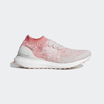 code promo 73f01 0d12b Adidas ultra boost Ann caged Femme Blanche/Blanche/SHOCK Rouge B75863