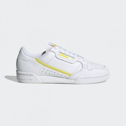 adidas Continental 80 Blanche Orange | EE5561