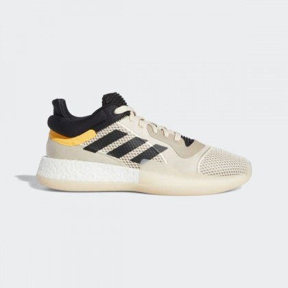 adidas Marquee Boost Low Chaussures - Beige - F97280