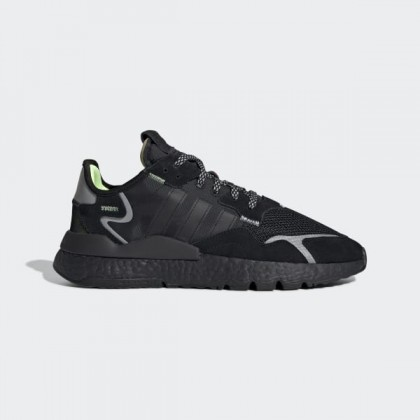 adidas Nite Jogger Chaussures - Noir - EE5884