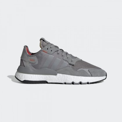 adidas Nite Jogger Chaussures - Gris - EE5869