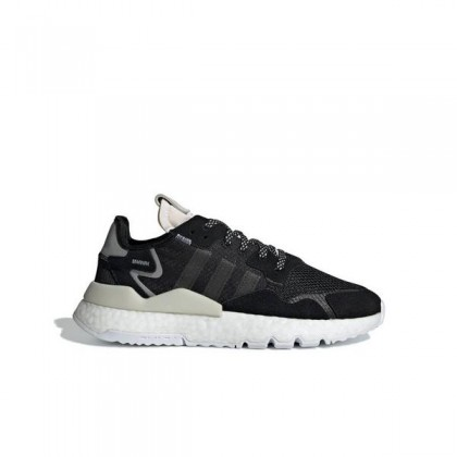 adidas nite jogger femme blanche