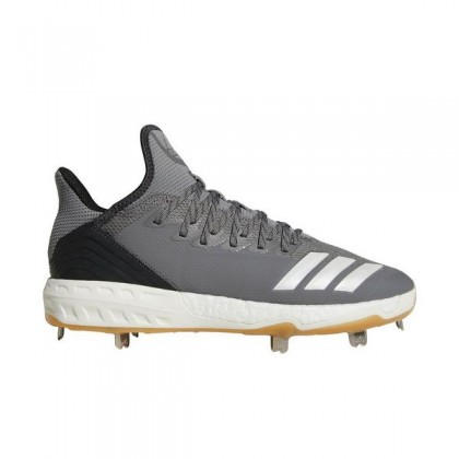 """Adidas Icon 4 """"Gris Gum"""" Homme Baseball Cleat"""