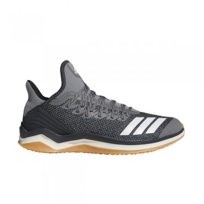 """Adidas Icon 4 Trainer """"Gris/Blanche"""" Homme Baseball Chaussures"""