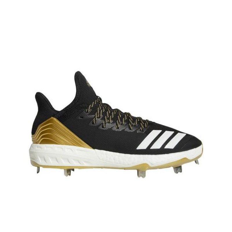 Boost Icon 4 Cleats Noir/Blanche/Carbon CG5148