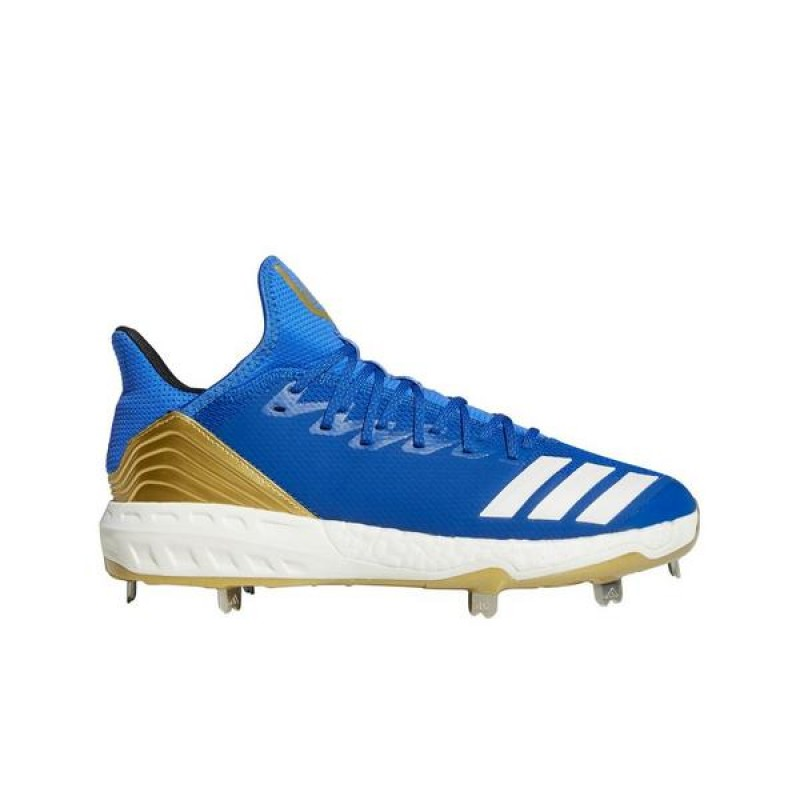 Boost Icon 4 Cleats Collegiate Royal/Blanche/Hi-Res Bleu CG5149