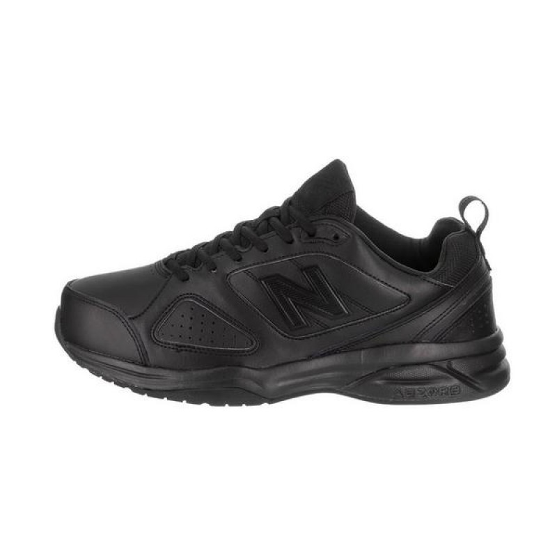 "New Balance Homme 623 ""Noir"" 2E Wide Training Chaussures"