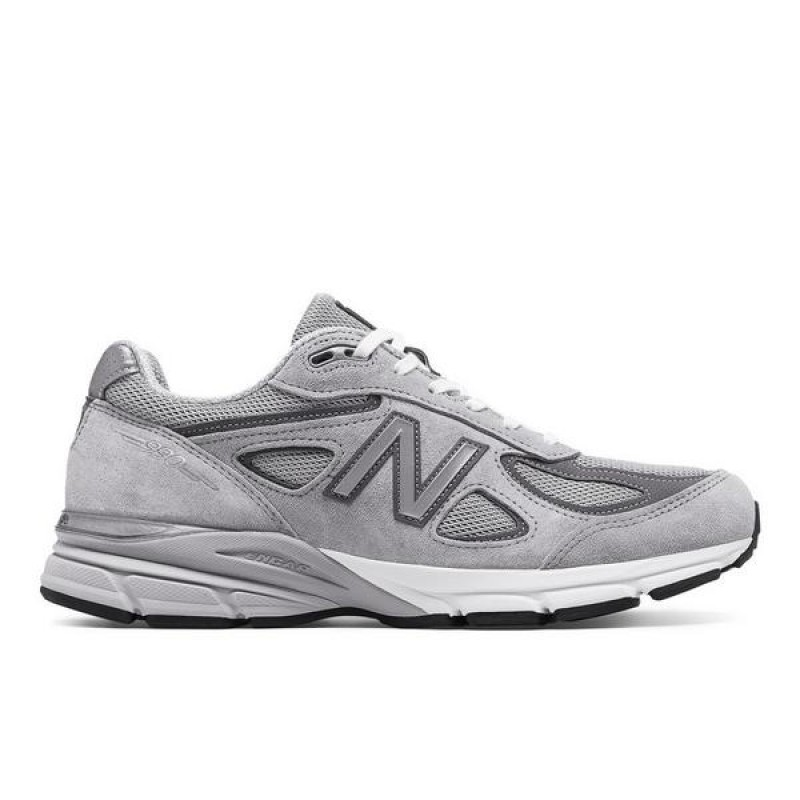 "New Balance 990v4 ""Gris"" Homme Baskets"