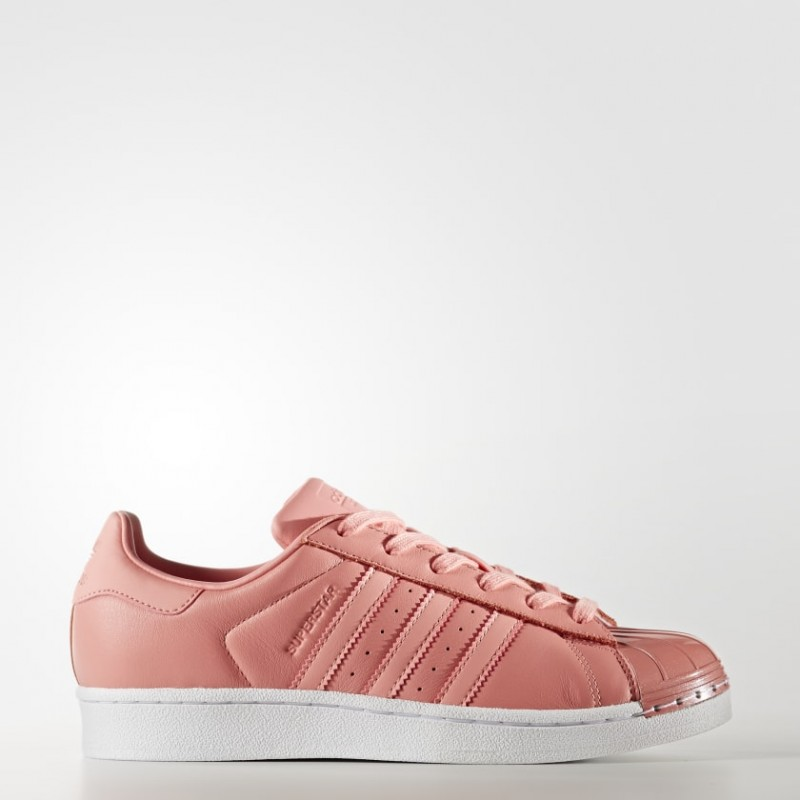 Superstar 80s Chaussures Tactile Rose/Tactile Rose/Blanche BY9750