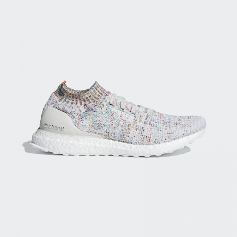 UltraBoost Uncaged 'Blanche Multicolore' - Adidas - B37691