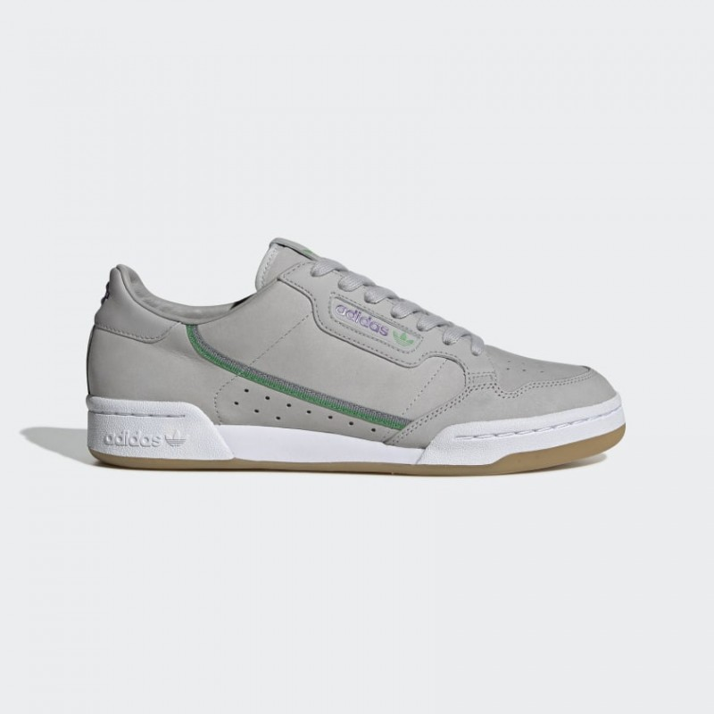 Adidas x TFL Continental 80 Gris Two/Gum EE7268