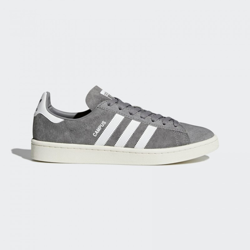 Adidas Originals Campus | Gris | Chaussures | BZ0085