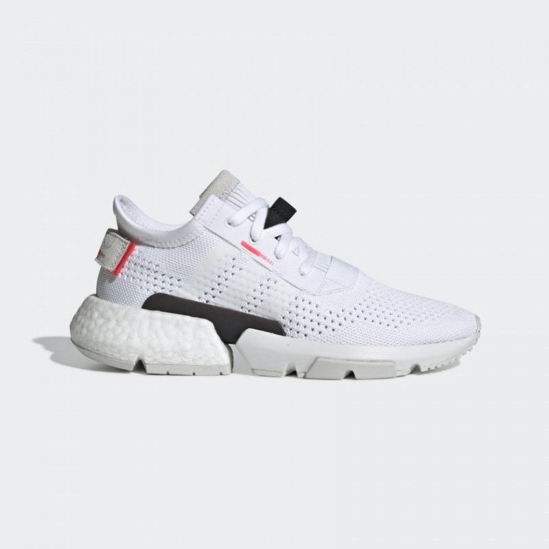 Femme P.O.D. S3.1 'Blanche Shock Rouge' - Adidas - G27946