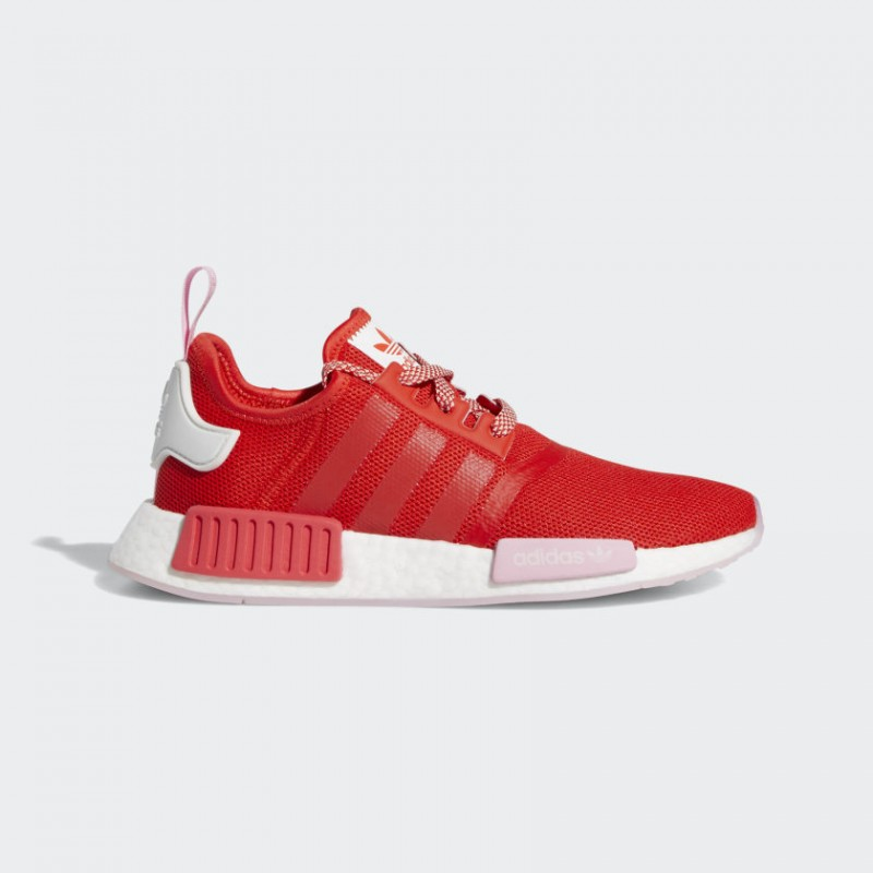 Femme NMD_R1 'Active Rouge Rose' - Adidas - EE3829