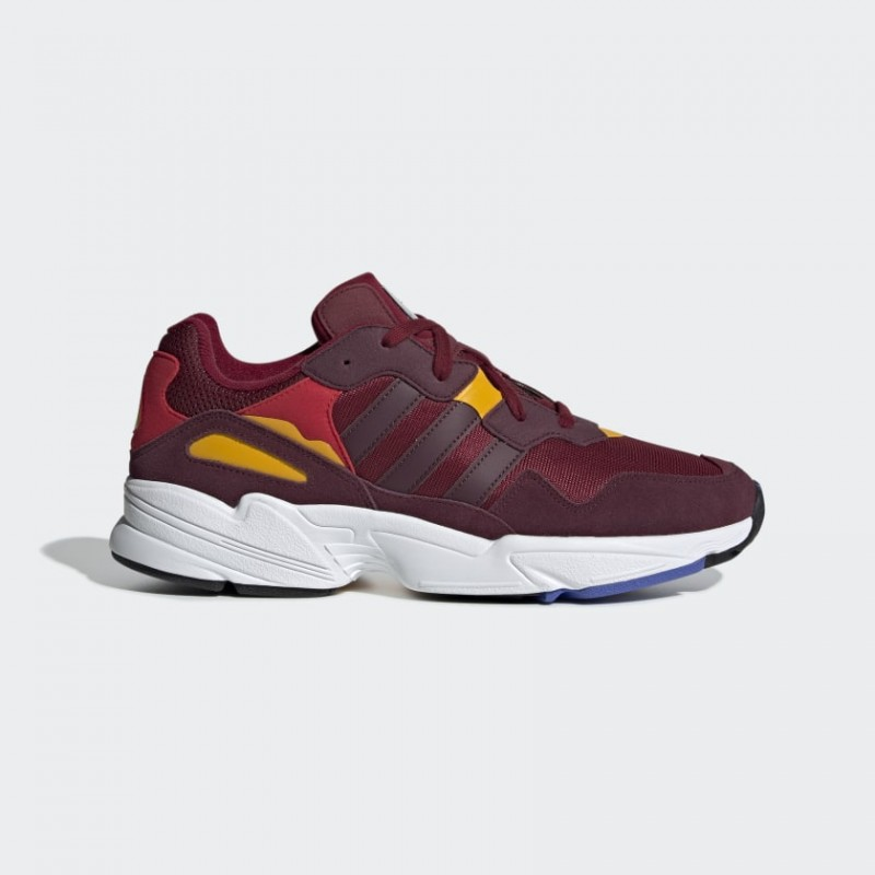 Adidas Yung-96 Collegiate Bordeaux Bold Or - DB2602