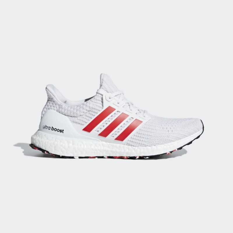 UltraBoost 4.0 'Rouge Stripes' - Adidas - DB3199