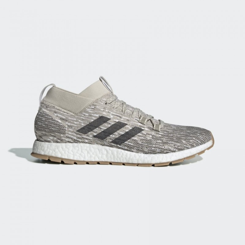 Pureboost RBL Chaussures Clear Marron/Carbon/Blanche F35782