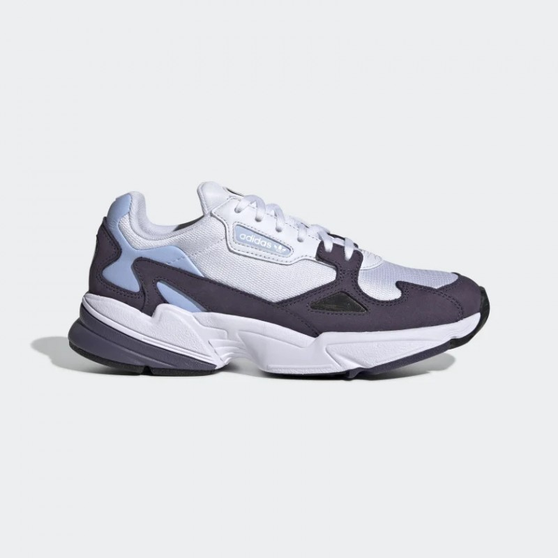 Adidas Falcon Trace Pourpre Periwinkle Femme - EE9311