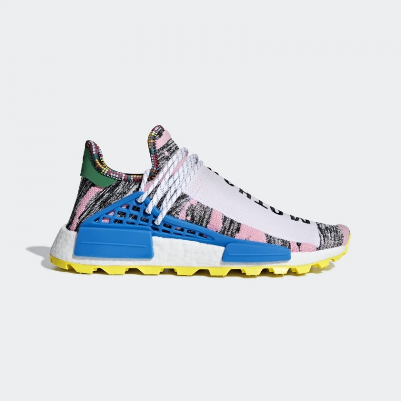 "Pharrell x NMD Human Race Trail ""Solar Pack"" - Adidas - BB9531"