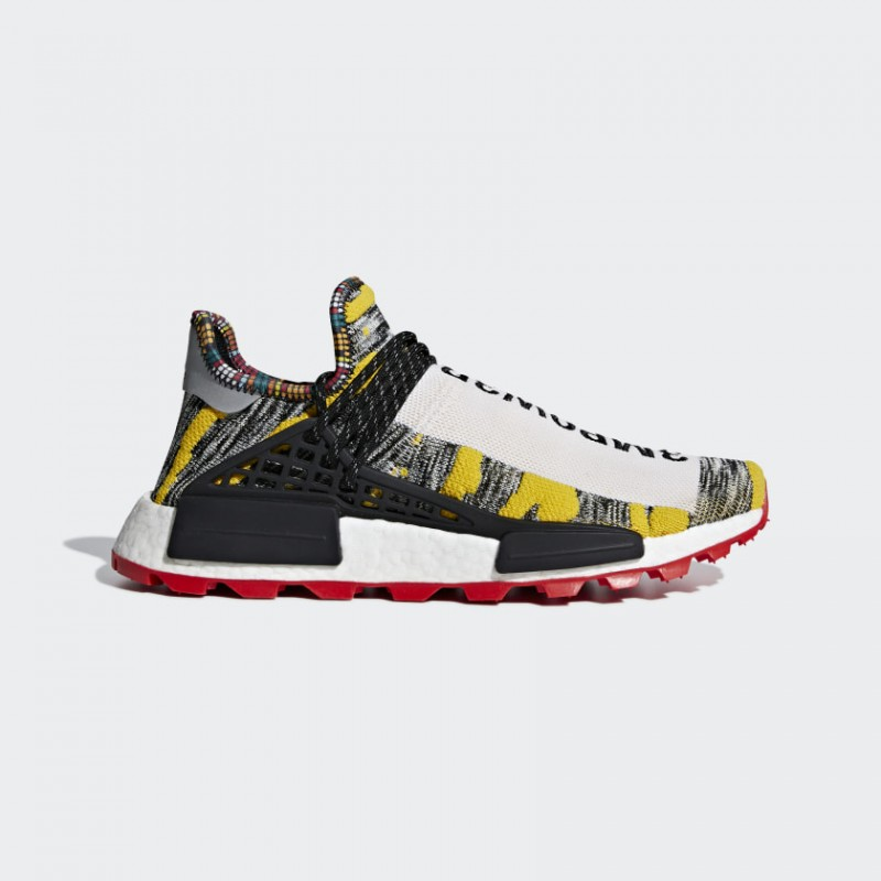 Pharrell x NMD Human Race Trail 'Solar Pack' - Adidas - BB9527