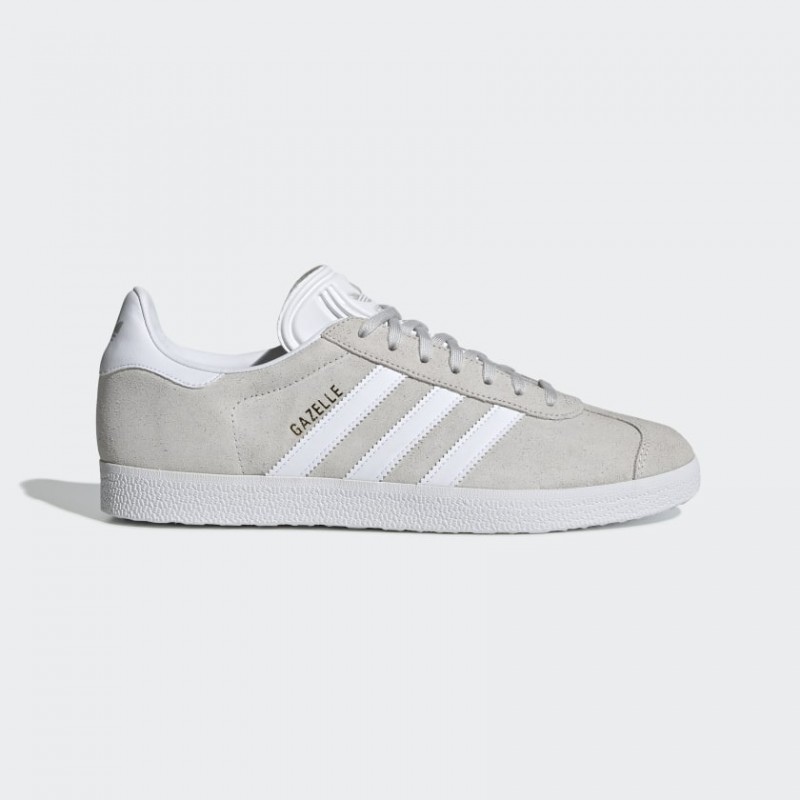 Gazelle Chaussures Gris One/Blanche/Or Metallic F34053