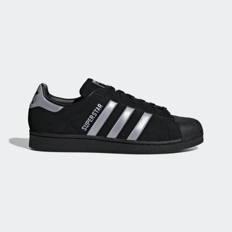 Adidas Originals Superstar | Noir | Chaussures | B41987