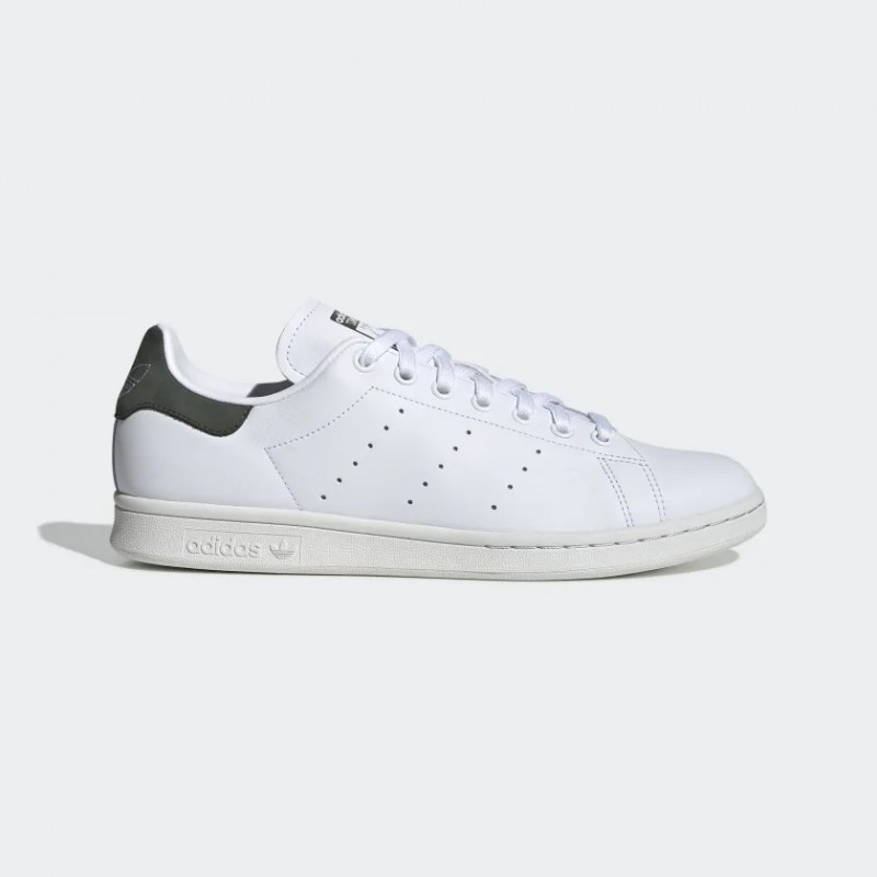 Adidas Stan Smith Blanche/Legend Ivy Chaussures - BD7444