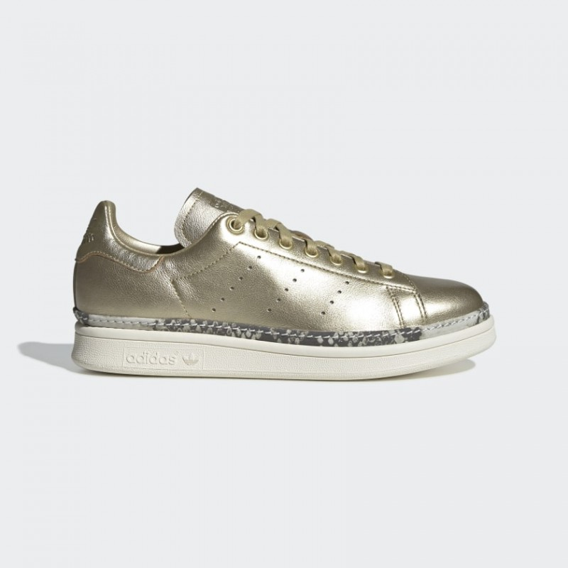 Adidas Stan Smith Or Metallic Snakeskin | F34120