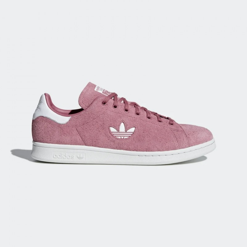 Homme Adidas Originals Stan Smith Chaussures Rose B37895