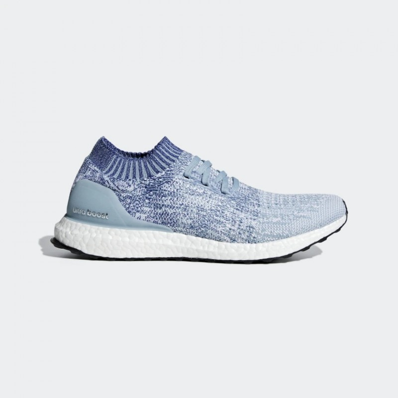 Adidas Ultra Boost Ann Caged Ash Gris/Active Bleu B37693